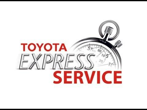 Service Express Toyota