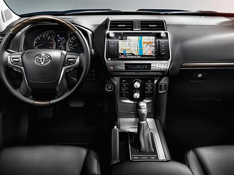 Toyota - LC Prado